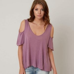 Free People Tops - Free People Cold Shoulder Shirt
